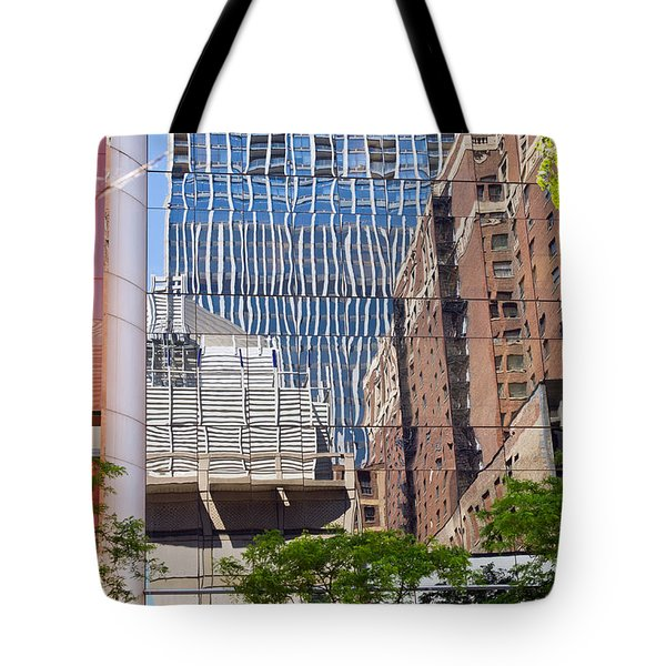 Chicago Buildings Tote Bag
