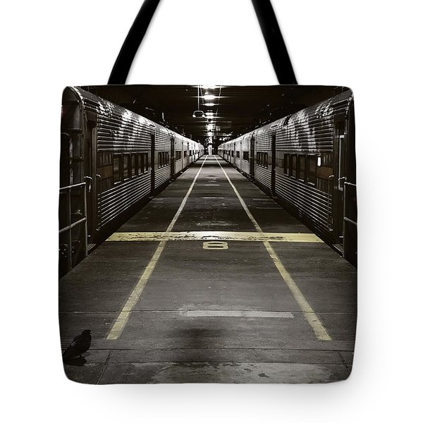 Chicago Station Tote Bag