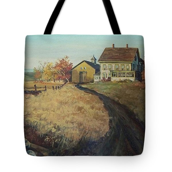 Chichester Cut-off Tote Bag