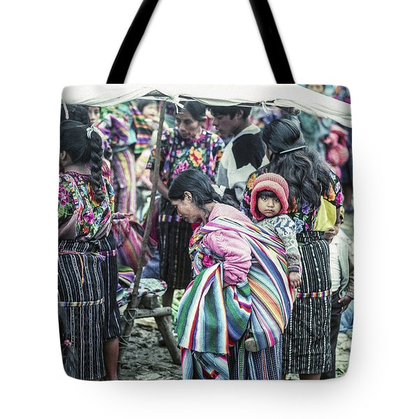 Chichi Market Tote Bag