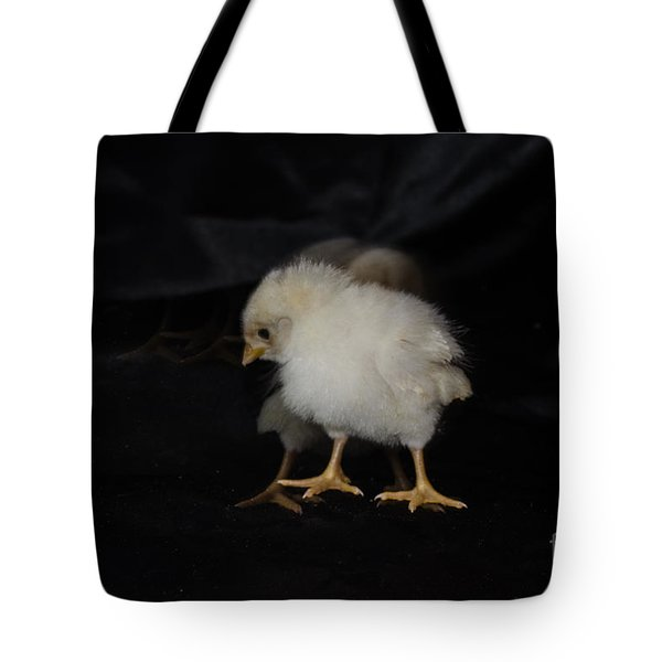 Chicken Dance Tote Bag
