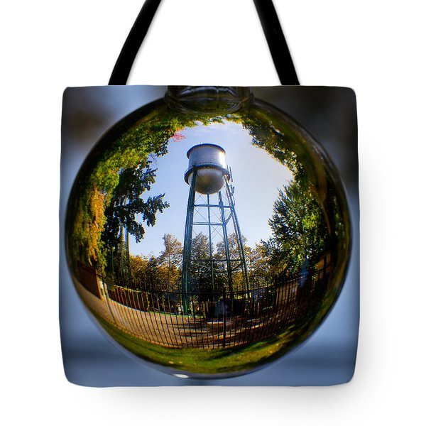 Chico Water Tower Tote Bag