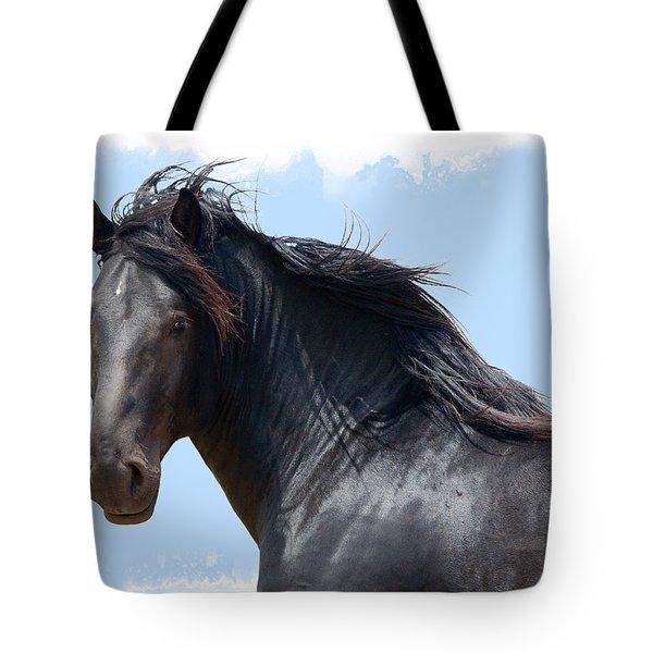Chief - Windy Portrait Series 3 Tote Bag