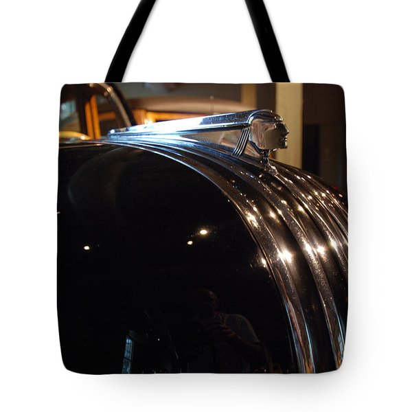 Chief And Trim Tote Bag