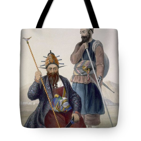 Chief Executioner And Assistant Of His Tote Bag by James Rattray