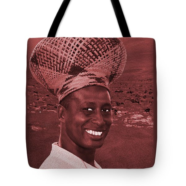 Chief Of The Desert Wf Tote Bag