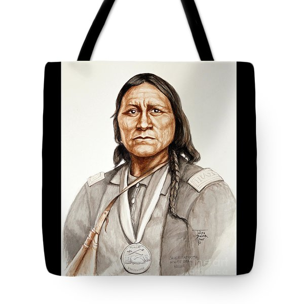 Chief Satanta Tote Bag