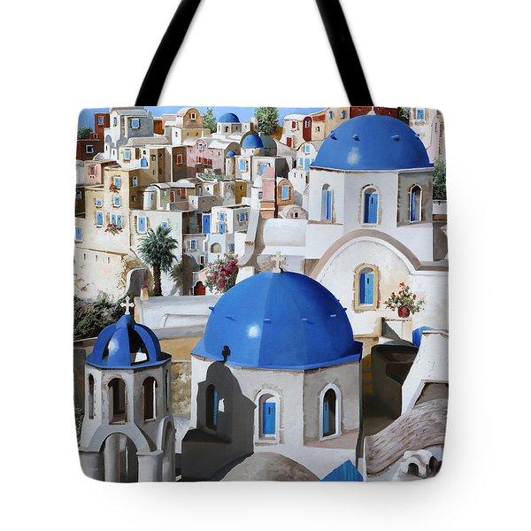 Chiese Ortodosse Tote Bag