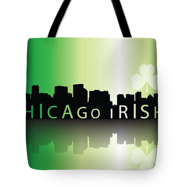 Chigago Irish Tote Bag