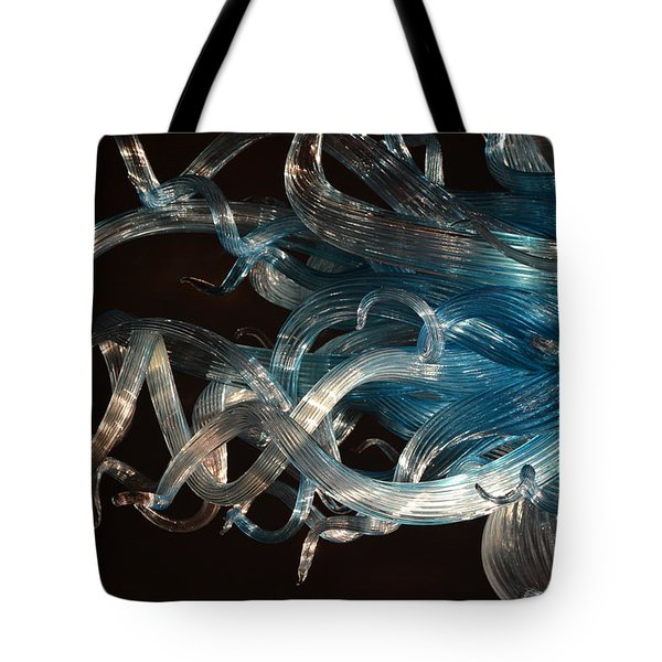 Chihuly-13 Tote Bag by Dean Ferreira