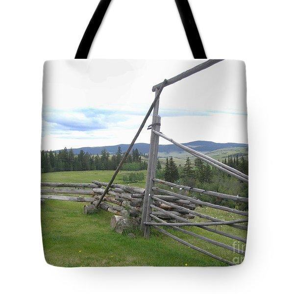 Chilcoltin Way Tote Bag