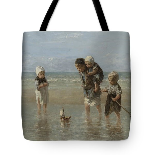 Children Of The Sea Tote Bag