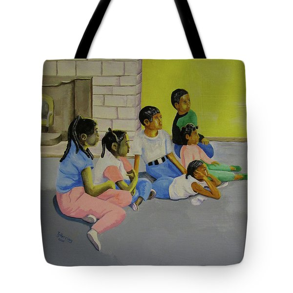 Children's Attention Span  Tote Bag