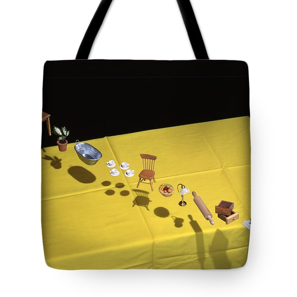 Child's Play Tote Bag by Daniel Furon