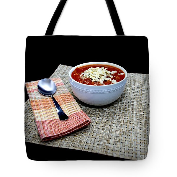 Chili Tote Bag