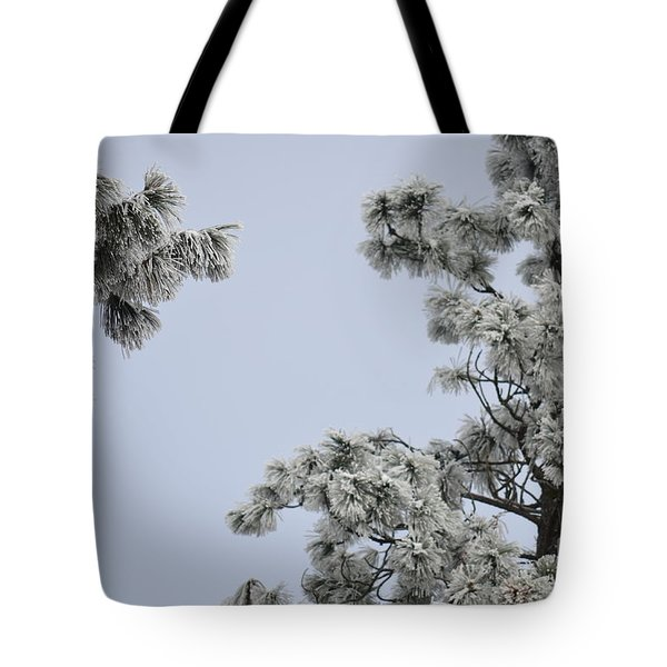 Chill Tree Tote Bag
