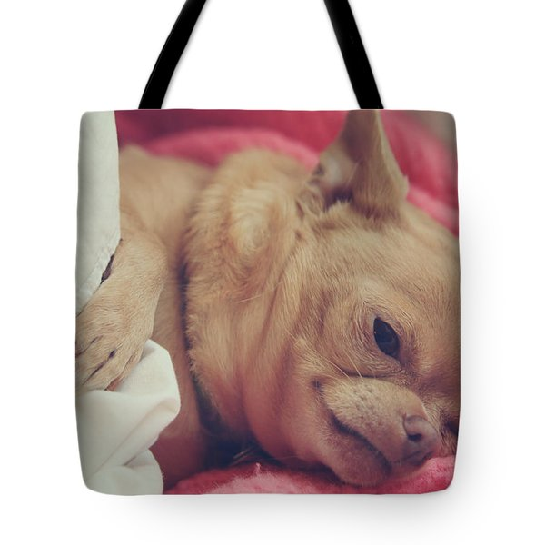 Chillin Tote Bag by Laurie Search