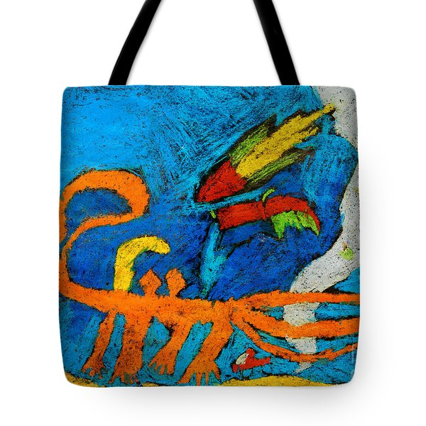 Chimera Tote Bag