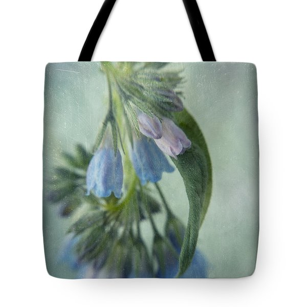 Chiming Bells Part I Tote Bag by Priska Wettstein