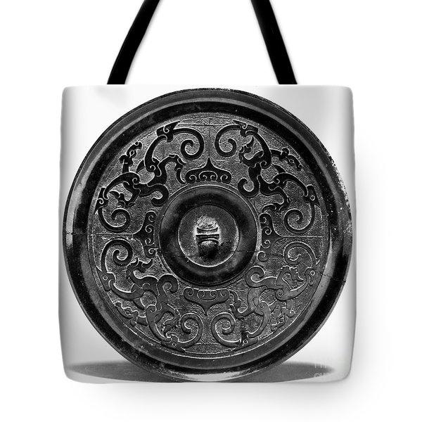 China - Bronze Mirror Tote Bag by Granger