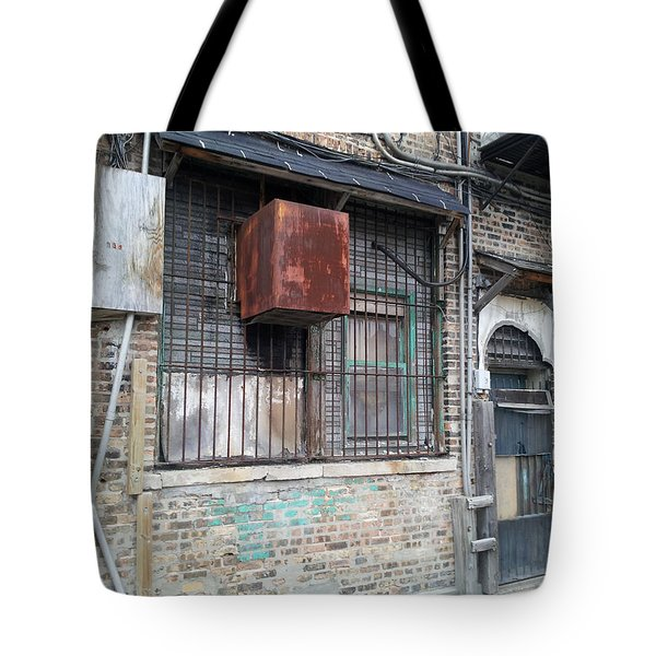 China Town Tote Bag