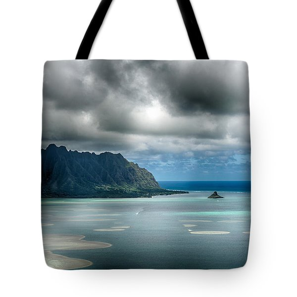Chinaman's Hat From Puu Maelieli Tote Bag