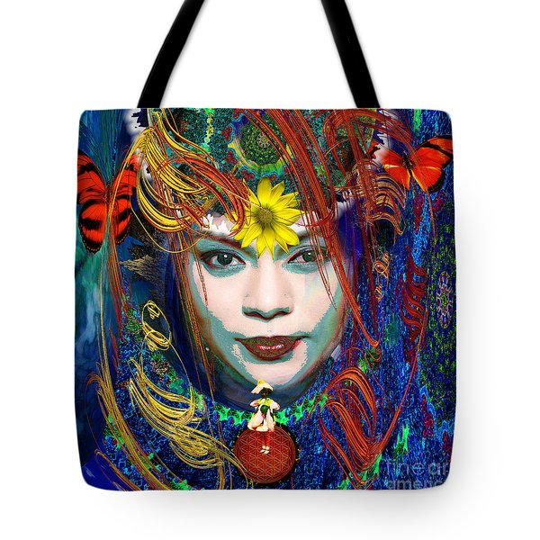 My Solar Life Tote Bag by Joseph Mosley