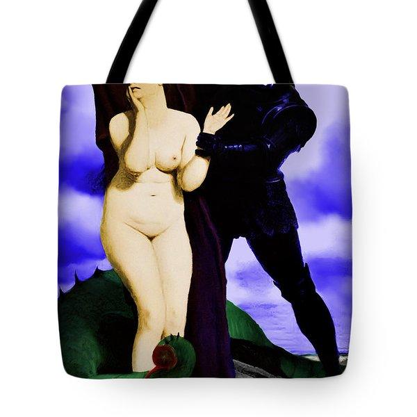 Chivalry Tote Bag