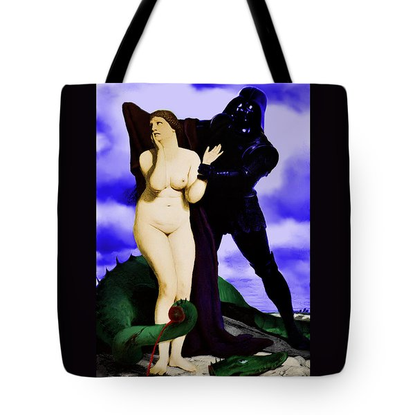 Chivalry Tote Bag