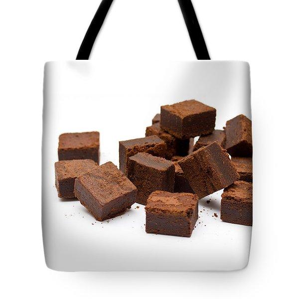 Chocolate Brownies Tote Bag