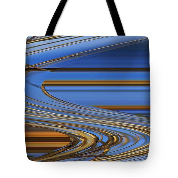 Chocolate Tote Bag by Carol Lynch