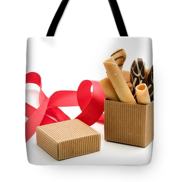 Chocolate Gift Tote Bag