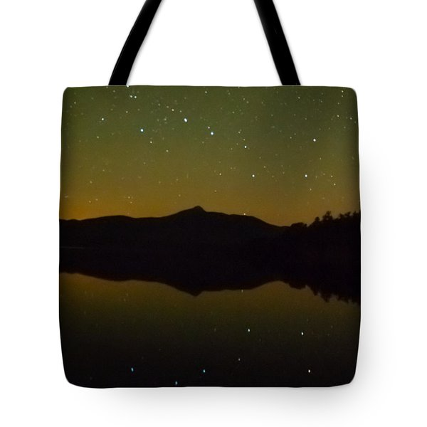 Chocorua Stars Tote Bag