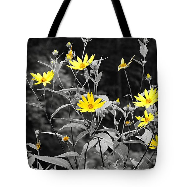 Chokeweeds Sc Tote Bag by Mary Carol Story