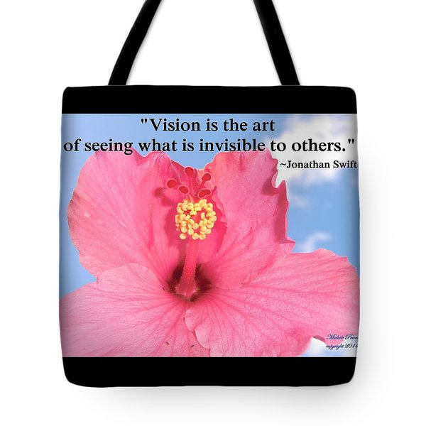 Choose Your Quote Choose Your Picture 2 Tote Bag