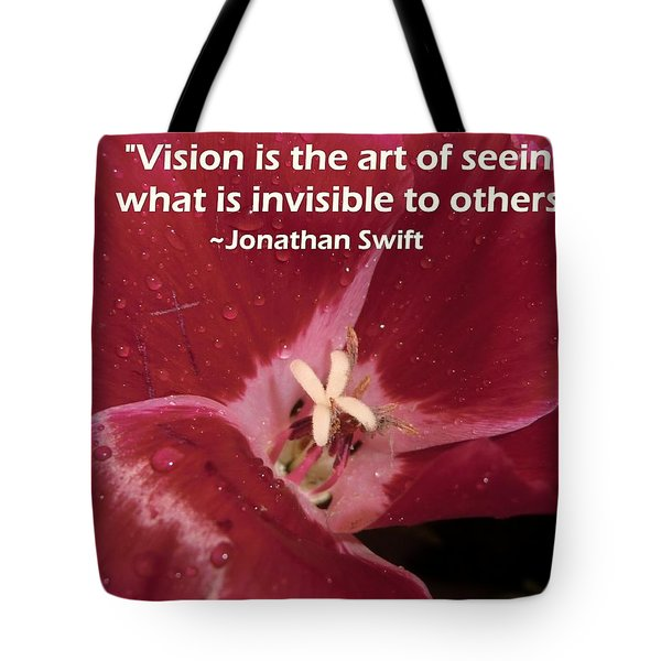 Choose Your Quote Choose Your Picture 6 Tote Bag