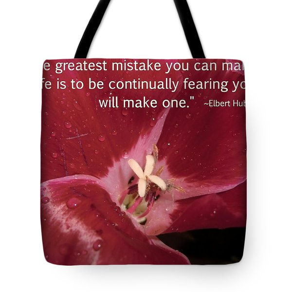 Choose Your Quote Choose Your Picture 8 Tote Bag