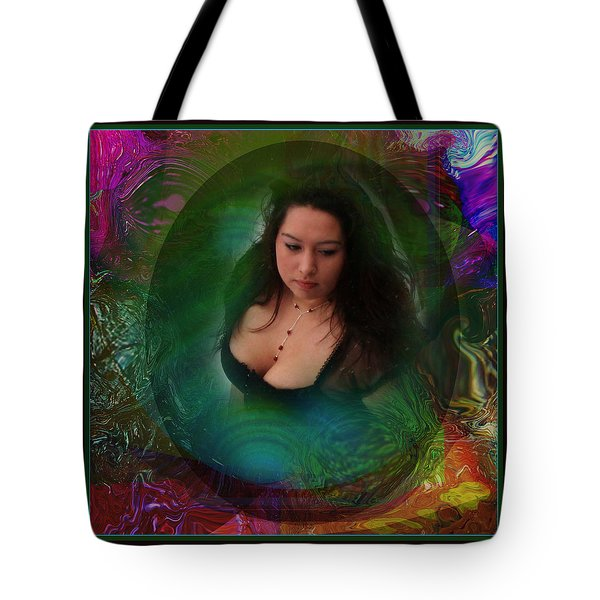 Christan I Tote Bag