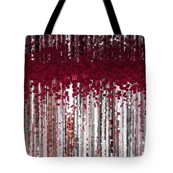 Christian Art- Deny Yourself And Follow. Mark 8 34 Tote Bag