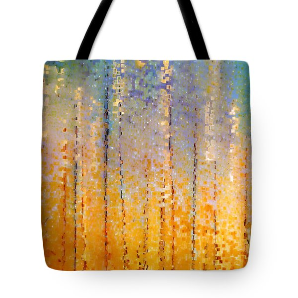 Christian Art- Everyone Who Calls. Romans 10 13 Tote Bag by Mark Lawrence