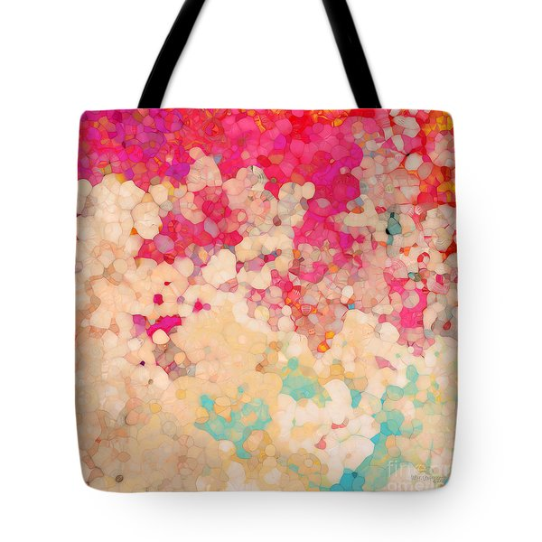 Christian Art- Hebrews 6 19. Hope The Anchor Of Our Souls Tote Bag