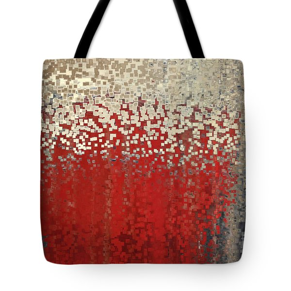 Christian Art- You Can't Do It Alone. Zechariah 4 6 Tote Bag