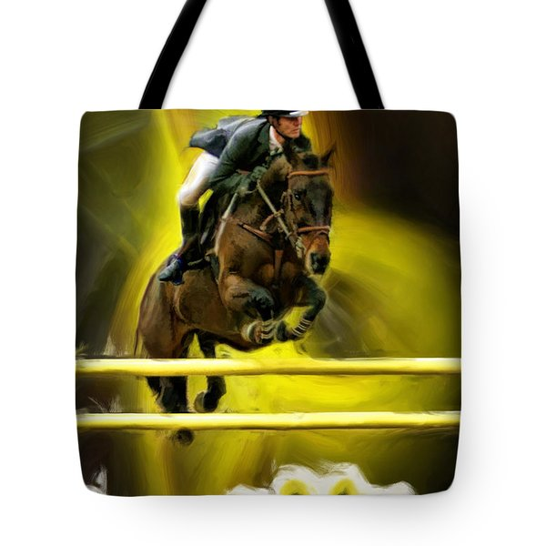 Christian Heineking On River Of Dreams Tote Bag