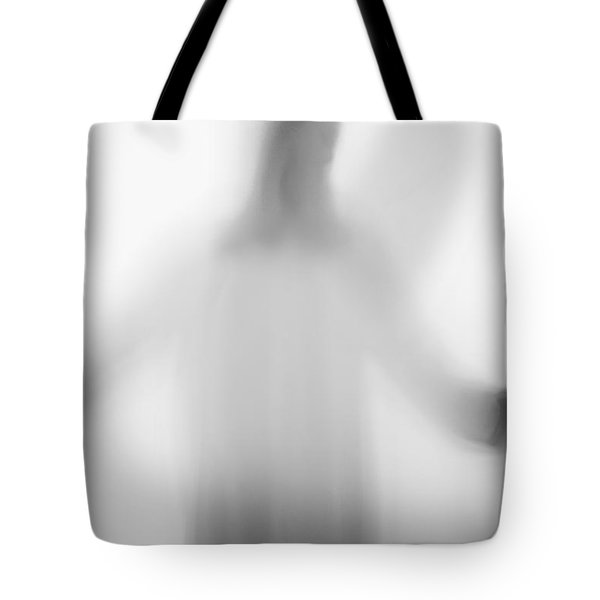 Christian Tote Bag by Margie Hurwich