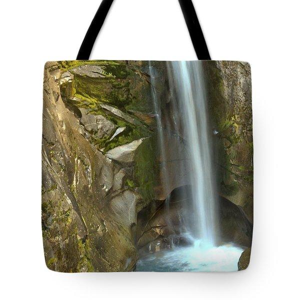 Christine At Rainier Tote Bag