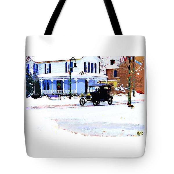 Christmas - 1913 Tote Bag