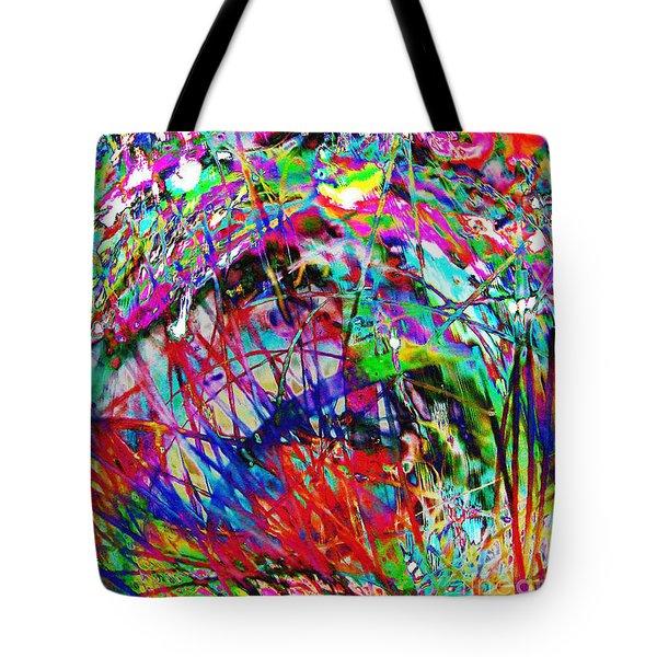 Christmas 2 Tote Bag by Carol Lynch