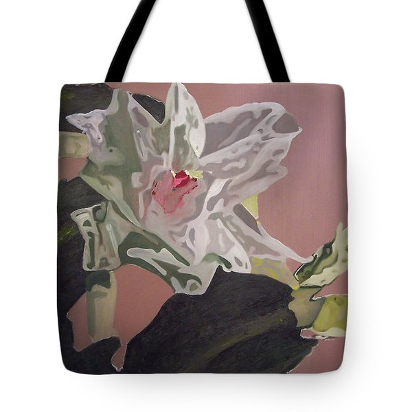 Christmas Bloom Tote Bag