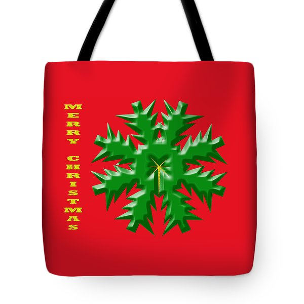 Christmas Card 1 Tote Bag