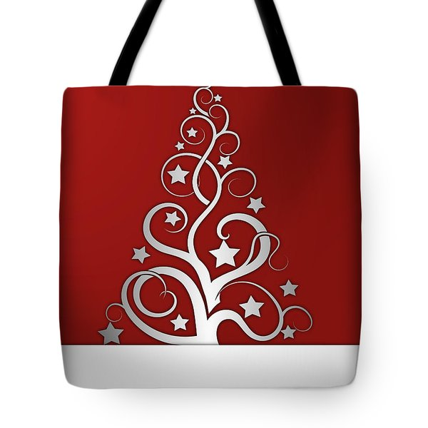 Christmas Card 23 Tote Bag by Martin Capek
